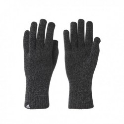 Adidas Knitted Gloves Conductive Kesztyű (Fekete) BR9919