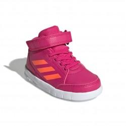 Adidas AltaSport Mid I Kislány Gyerek Cipő (Rózsaszín) G27128