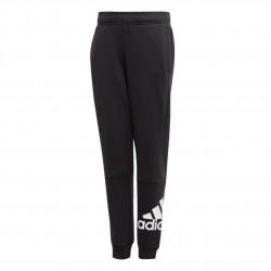 Adidas Must Haves BOS Fleece Pants Fiú Gyerek Nadrág (Fekete-Fehér) ED6461