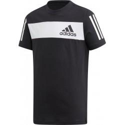 Adidas Sport ID Tee Fiú Gyerek Póló (Fekete-Fehér) ED6505