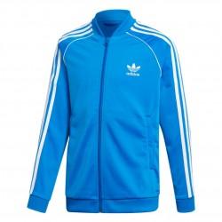Adidas Originals Superstar Top Fiú Gyerek Felső (Kék-Fehér) ED7807