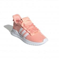 Adidas Originals U Path Run C Lány Gyerek Cipő (Barack-Fehér) EE7435