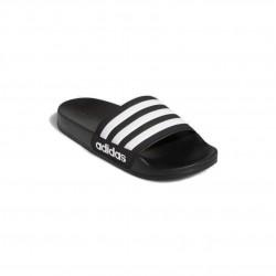 Adidas Adilette Shower Slides Gyerek Papucs (Fekete-Fehér) G27625