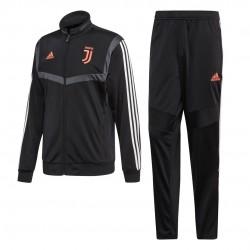 Adidas Juventus PES Suit Férfi Melegítő Együttes (Fekete) DX9118