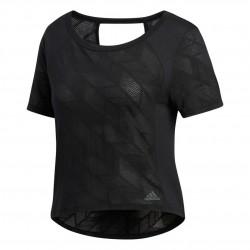 Adidas Burnout Tee Női Póló (Fekete) EA3259