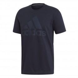 Adidas MH Badge Of Sport Tee Férfi Póló (Kék) EB5245