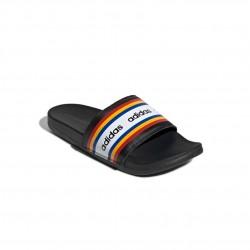 Adidas Adilette Comfort Női Papucs (Fekete-Színes) EF0854