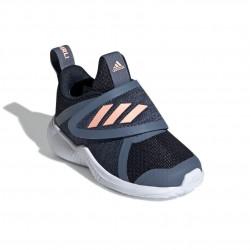 Adidas FortaRun X CF I Kislány Gyerek Cipő (Kék-Rózsaszín) G27192