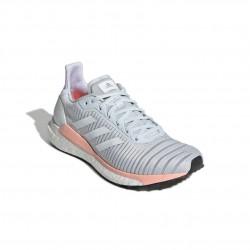 Adidas Solar Glide 19 W Női Futó Cipő (Halványkék-Rózsaszín) G28033