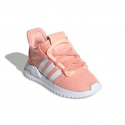 Adidas Originals U Path Run I Kislány Gyerek Cipő (Barak-Fehér) EE7442