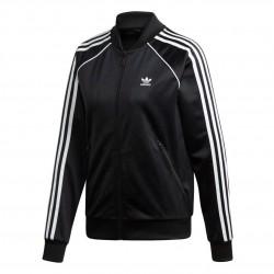 Adidas Originals SST Track Jacket Női Felső (Fekete-Fehér) ED7473