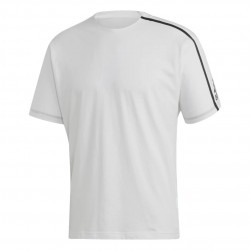 Adidas ZNE Tee Férfi Póló (Fehér-Fekete) EB5228