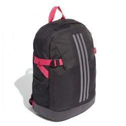 Adidas 3 Stripes Power Backpack M Hátizsák (Fekete-Pink) DZ9439