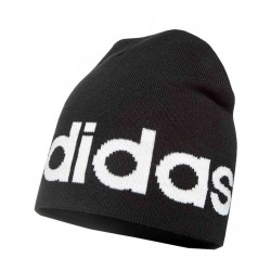 Adidas Daily Beanie Sapka (Fekete-Fehér) DM6185