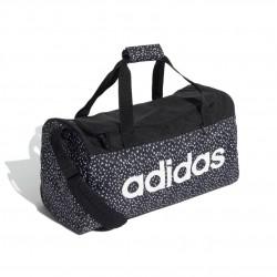 Adidas Linear Duffel Bag Sporttáska (Fekete-Fehér) ED0301