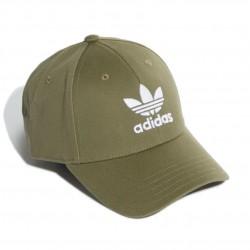 Adidas Originals Trefoil Baseball Sapka (Zöld-Fehér) EK2995