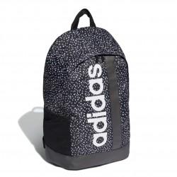 Adidas Linear Graphic BP Hátizsák (Fekete-Fehér) ED0299