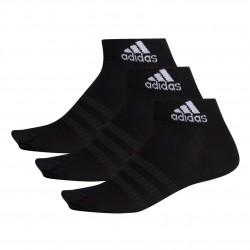 Adidas Ankle Socks 3 PP 3 Páras  Zokni (Fekete-Fehér) DZ9436
