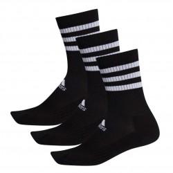 Adidas Cushioned Crew Socks 3P 3 Páras Zokni (Fekete-Fehér) DZ9347