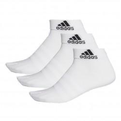 Adidas Ankle Socks 3 PP 3 Páras  Zokni (Fehér-Fekete) DZ9435