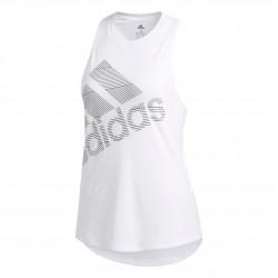 Adidas Badge Of Sport Tank Top Női Trikó (Fehér) EB4544