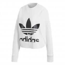 Adidas Originals Sweatshirt Női Pulóver (Fehér-Fekete) EC5777
