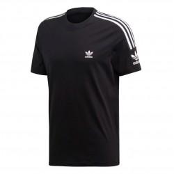 Adidas Originals Tech Tee Férfi Póló (Fekete-Fehér) ED6116