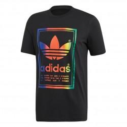 Adidas Originals Vintage Tee Férfi Póló (Fekete-Színes) ED6917