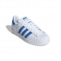 Adidas Originals Superstar Férfi Cipő (Fehér-Kék) EE4474