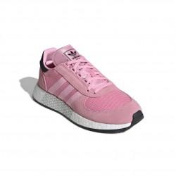 Adidas Originals Marathon Tech Női Cipő (Rózsaszín-Fehér) EE4948
