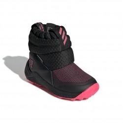 Adidas RapidaSnow I Kislány Gyerek Csizma (Fekete-Rózsaszín) EE6170