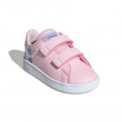 Adidas Advantage I Kislány Gyerek Cipő (Rózsaszín-Kék) EF0304