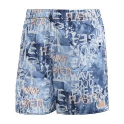Adidas Parley Shorts Férfi Úszó Short (Kék) EH6503