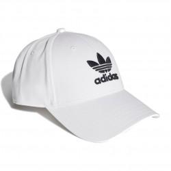 Adidas Originals Trefoil Baseball Sapka (Fehér-Fekete) FJ2544