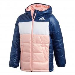 Adidas Padded Jacket Uniszex Kabát (Kék-Fehér) FK5868