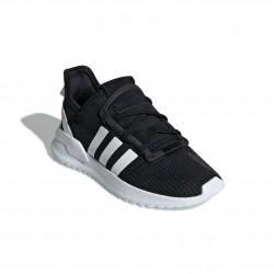 Adidas Originals U Path Run C Uniszex Gyerek Cipő (Fekete-Fehér) G28116