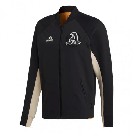 Adidas VRCT Jacket Férfi Felső (Fekete) EA0372
