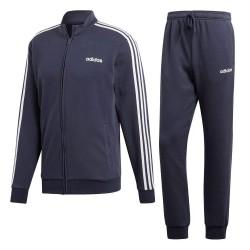 Adidas MTS CO Relax Férfi Melegítő Együttes (Sötétkék-Fehér) DV2455