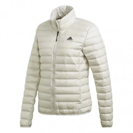 Adidas W Varilite Jacket Női Kabát (Fekete Fehér) BQ1982