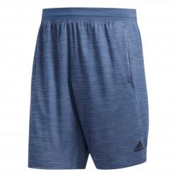 Adidas 4KRFT Sport Striped Heather Shorts Férfi Short (Kék) DX9449