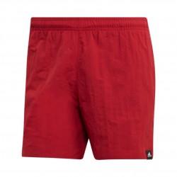 Adidas Solid Swim Shorts Férfi Úszó Short (Piros) DY6403