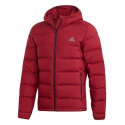 Adidas Helionic Jacket Férfi Téli Kabát (Bordó) DZ1426