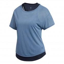 Adidas Adapt To Chaos Tee Női Póló (Kék) DZ1554