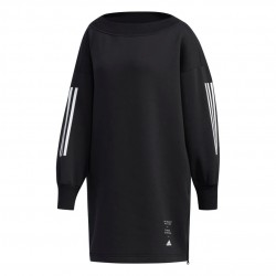 Adidas ID Tunic Női Pulóverruha (Fekete-Fehér) ED1413