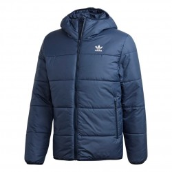 Adidas Originals Padded Jacket Férfi Kabát (Kék-Fehér) ED5828