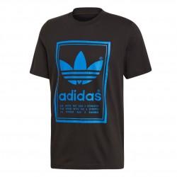 Adidas Originals Vintage Tee Férfi Póló (Fekete-Kék) ED6918