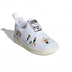 Adidas Originals Stan Smith 360 I Uniszex Gyerek Cipő (Fehér-Színes) EE6290