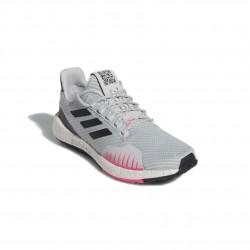 Adidas PulseBOOST HD Winter Női Téli Futó Cipő (Szürke-Rózsaszín) EF8907