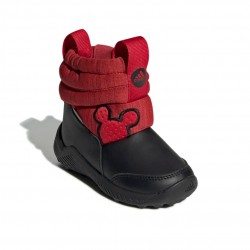 Adidas RapidaSnow Mickey I Kisfiú Gyerek Hótaposó (Bordó-Fekete) G27540