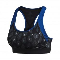Adidas Dont Rest Iteration Bra Női Sportmelltartó (Fekete-Sötétkék) DX7547